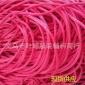 年终大促叶婷辅料 韩国丝 中国结绳 涤纶绳玉线 大量彩色现货供应