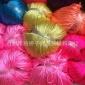 4号韩国绳 3mm 彩色编织装饰工艺线 批发现货定制 涤纶 中国结线